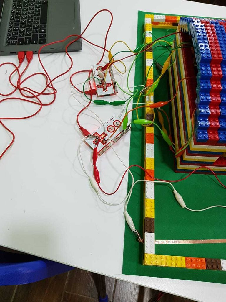 Picture of Connenct to Makey Makey
