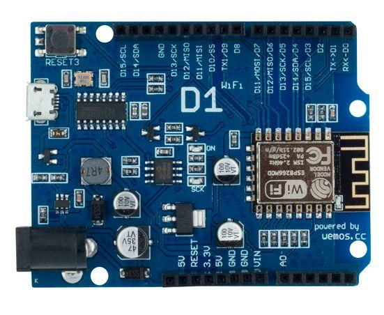 Picture of ESP8266 Basic Server