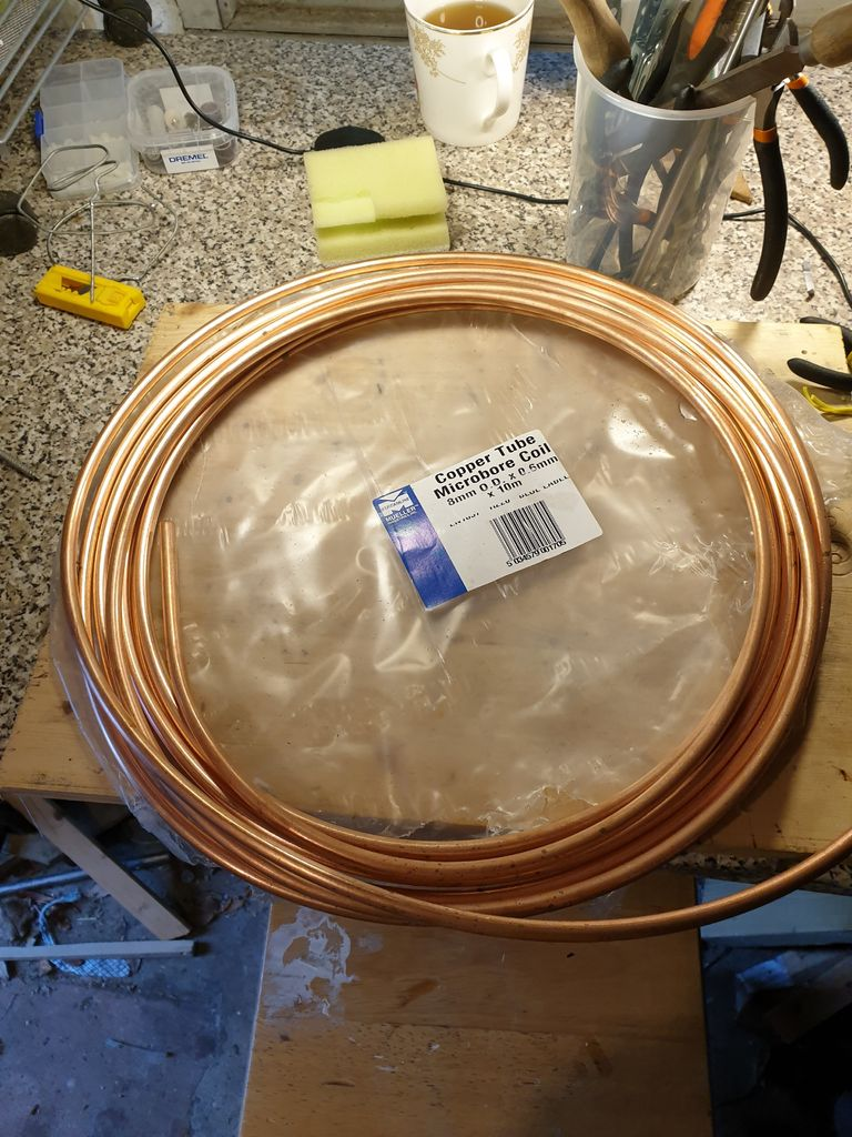 Picture of Sand or Polish Your Tubing