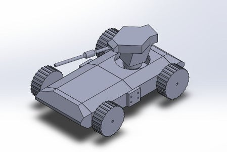 Halo Scorpion Tank