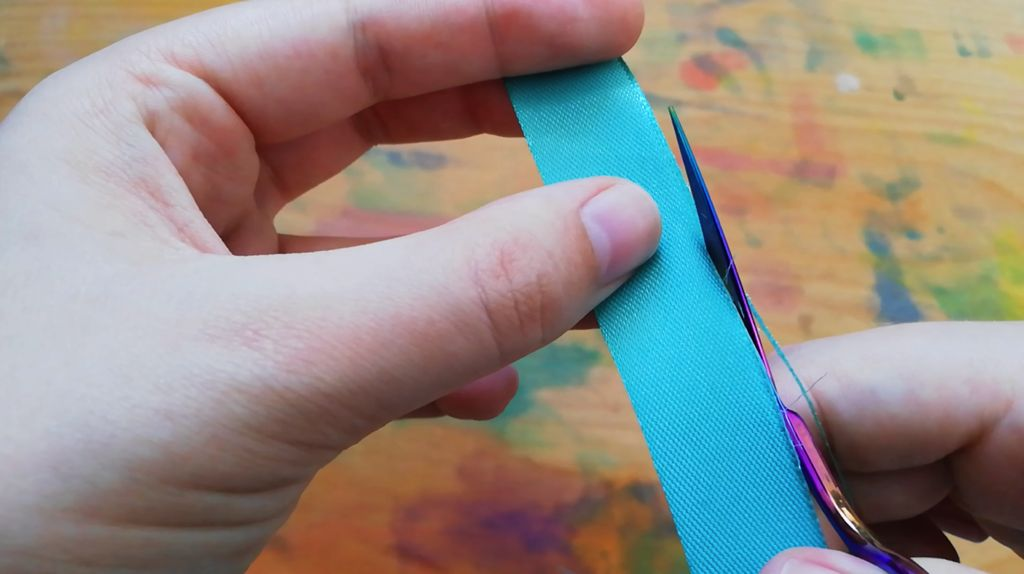 Picture of Pulling Ribbons Apart