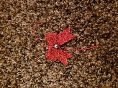 Glitter Bows