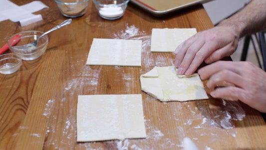 Cut, Baste, and Fold