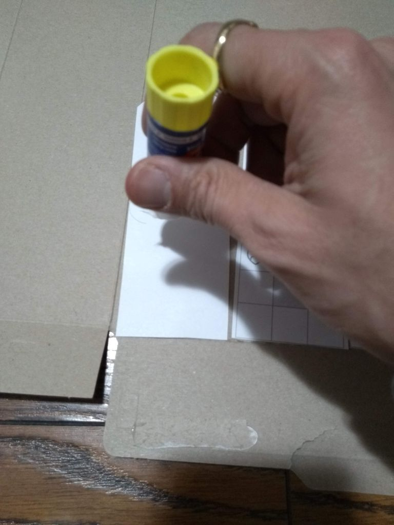 Picture of Glue the Strips