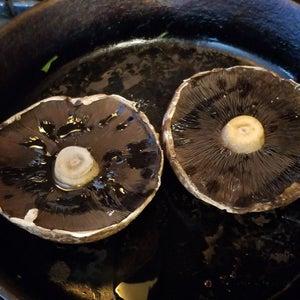 Cook Portobellos