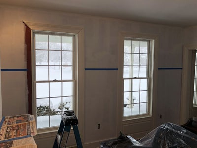 Add Wainscot to the Walls