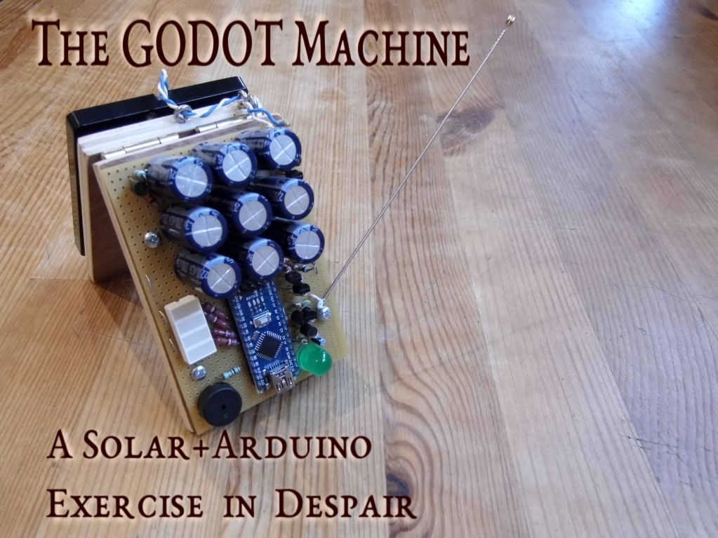 Picture of The Godot Machine