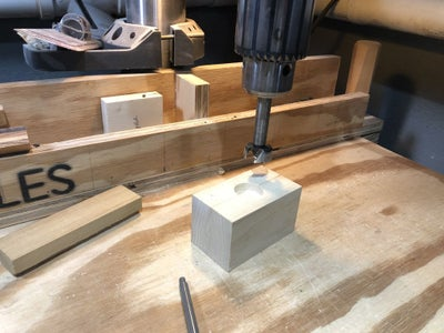 The Clamping Block