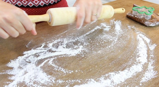 Flour Work Surface