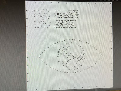 Add Numbers to Each Dot
