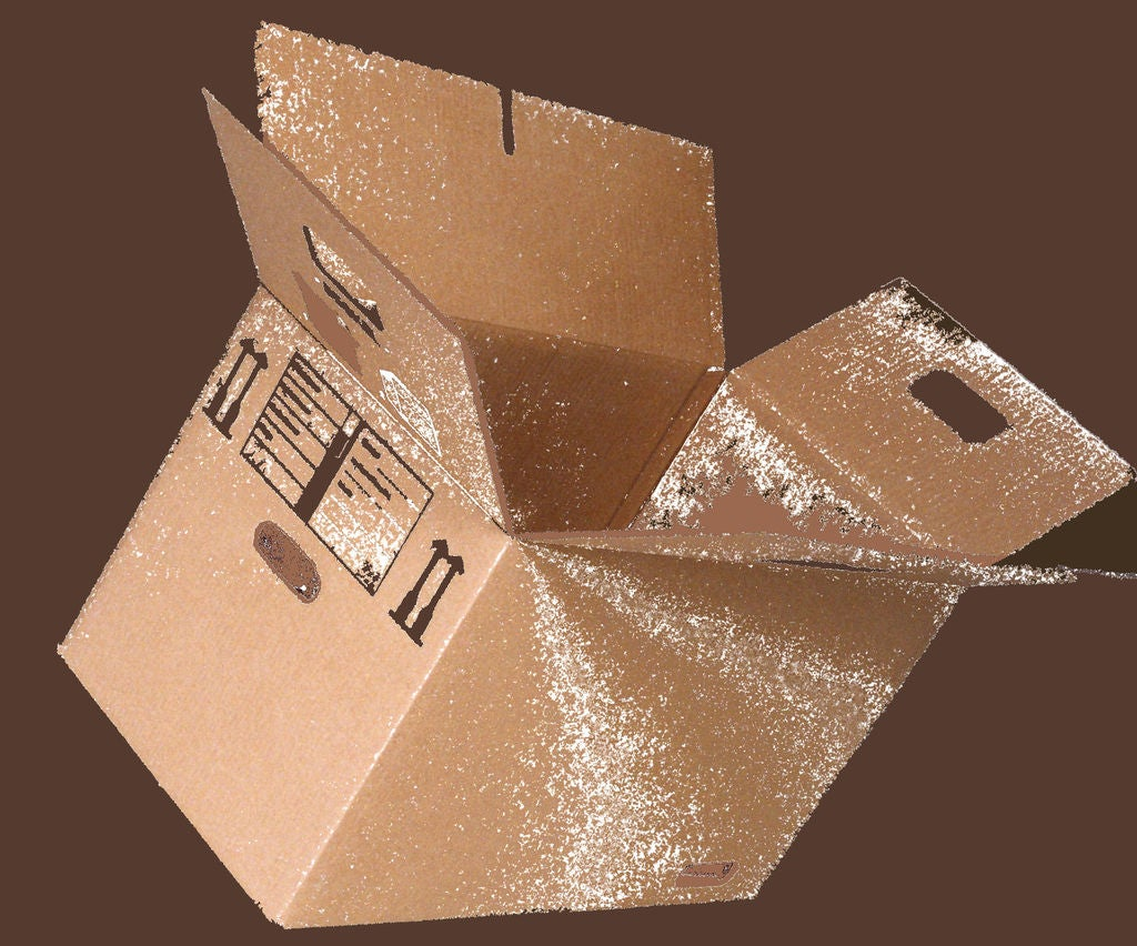Picture of Choose and Get Cardboard Boxes