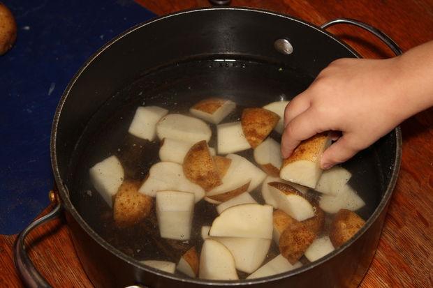 chunked potatoes.JPG