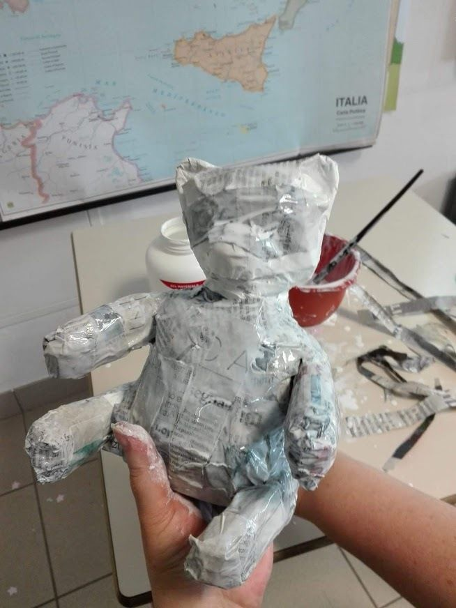 Picture of Passaggio 1: Costruire Il Panda