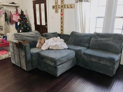 How to Dye a Couch (Lovesac)