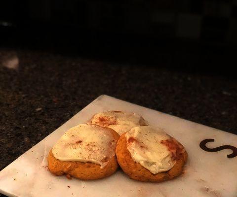 The Perfect Pumpkin Cookies