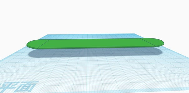 Combine the Board Surface and the Board Tail Into a Base Board