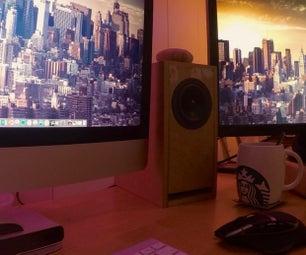 RS100 PC Passive Speakers