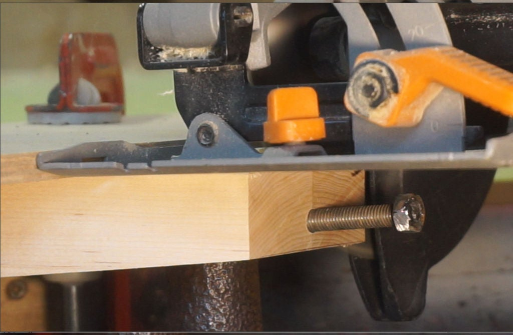 Picture of Cut Timber and Metal!