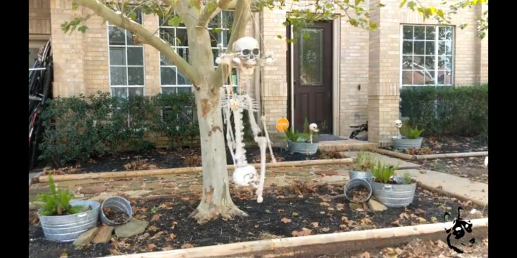 Picture of Halloween Skeleton Wind Chime!!