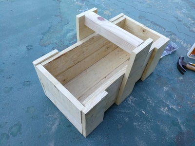 Assemble the Toolbox and Finishing