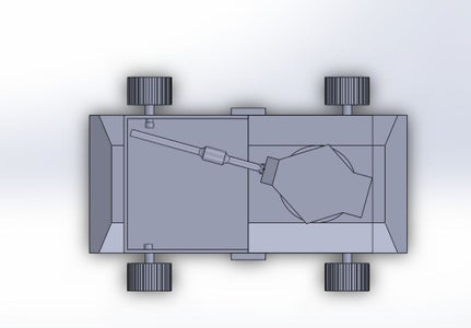 The Physical Model of the Tank.