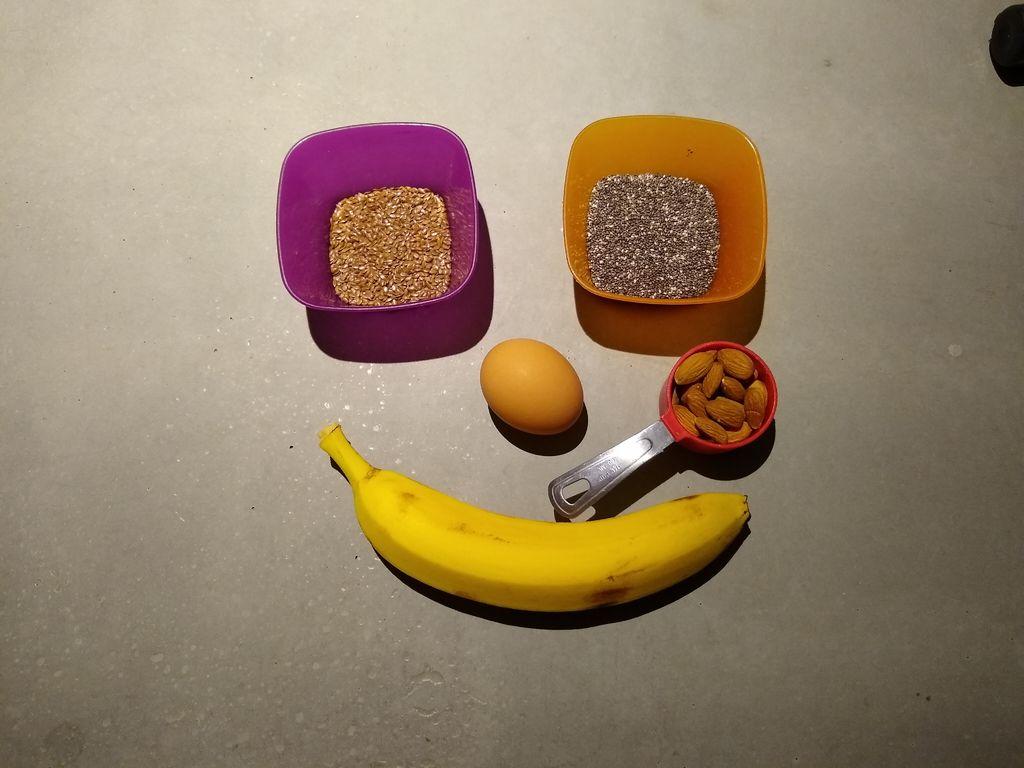 Picture of Wet Blender Ingredients