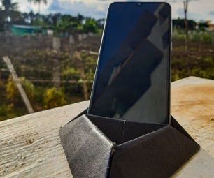 Pocket Sized Phone Stand
