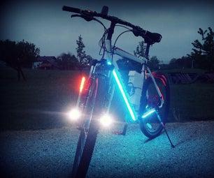 Ultimate LED Light Bike