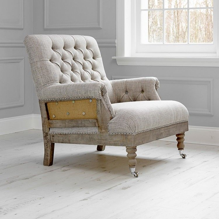 Picture of Handmade Chesterfield Love Seat