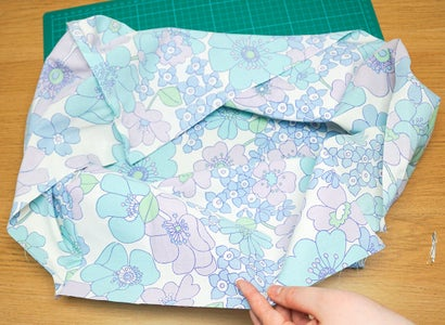 Make & Attach the Lining