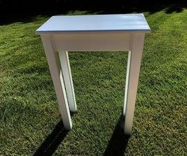 Autodesk Fusion 360 Parametric Table