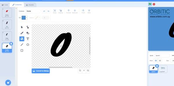 Paso 5: Programación Scratch
