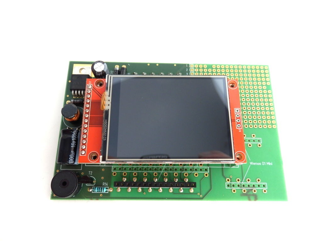 Picture of Assembly of Arduitouch