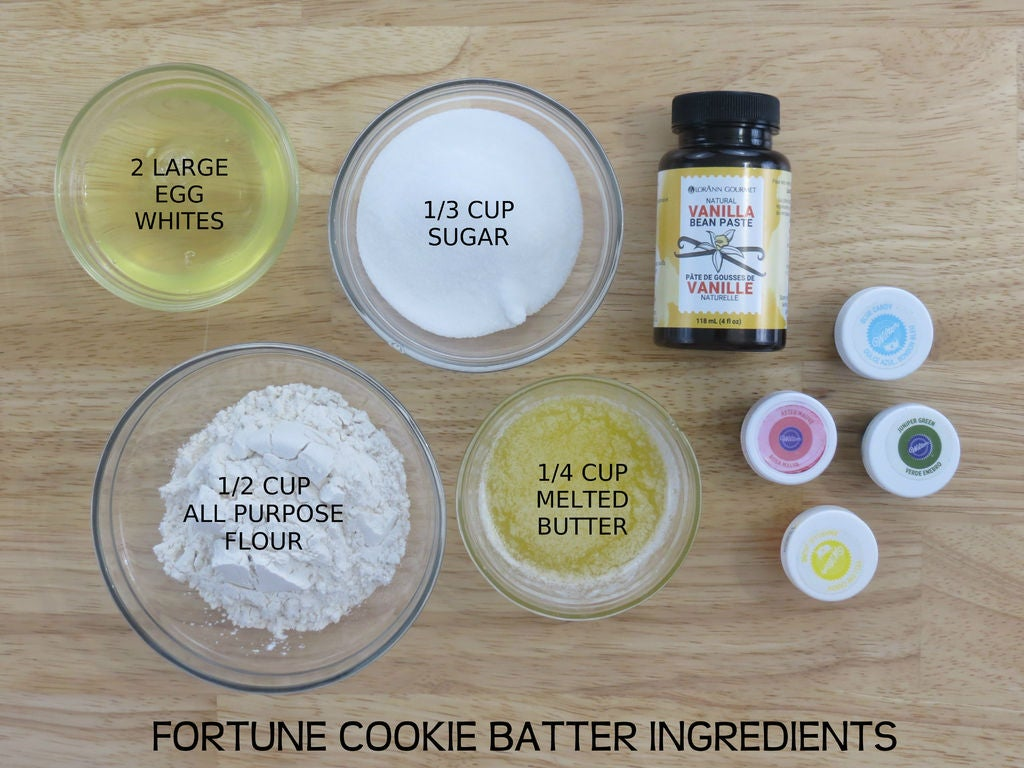 Picture of Making the Cookie Batter