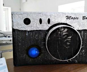 树莓派摄影摄像 - 珠宝盒