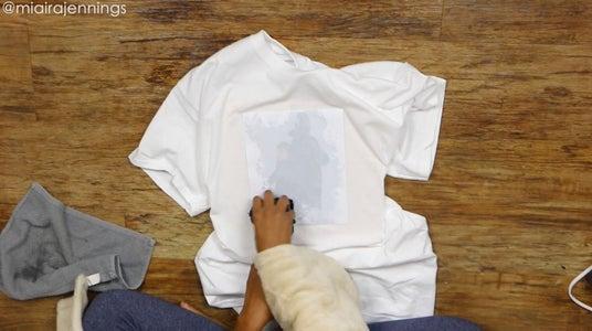 Peel Paper Off