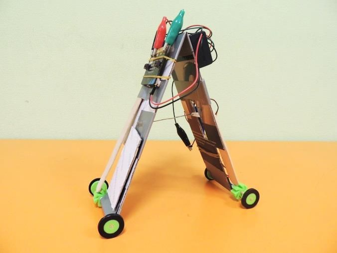 Picture of Connect the Micro:bit