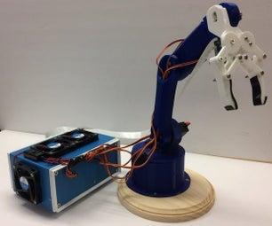 回收分拣机器人