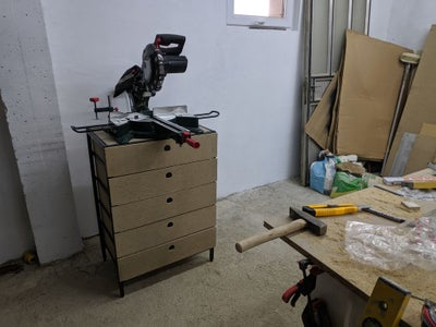 Enjoy Your Miter Saw Stand!