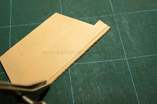 Picture of Draw Decoration Lines on Card Slots.