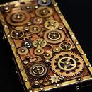 Steampunk DIY Phone Case - Copper and Brass