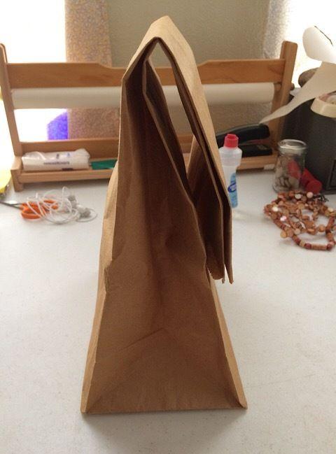 Picture of Paper Bag? Shoulder Bag!