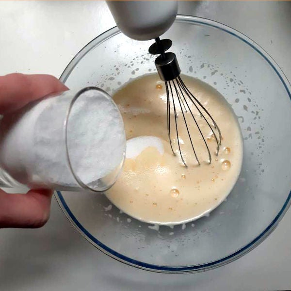 Picture of Prepare the Base of the Filling