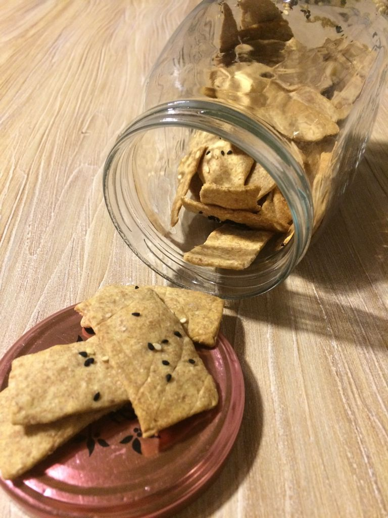 Picture of Cracker Preparation