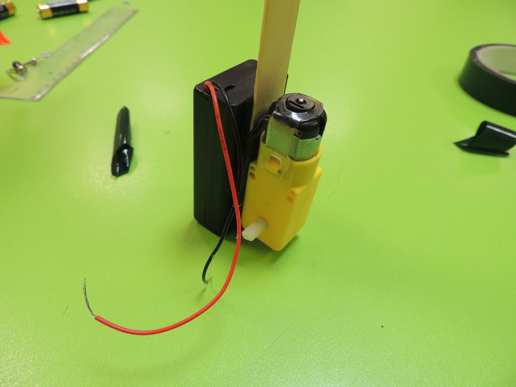 Picture of Electromechanical Components