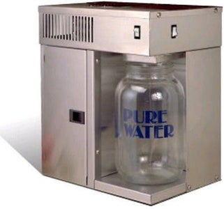 Laboratory Water Distiller