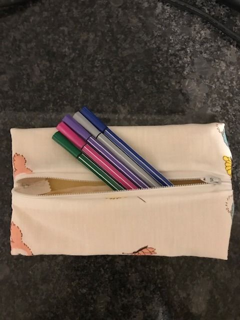 Picture of 10 Step Pencil Pouch