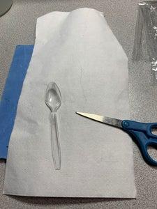 Making the Mold W/ Shaper Sheet