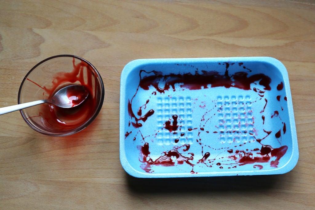 Picture of Blood Splatter