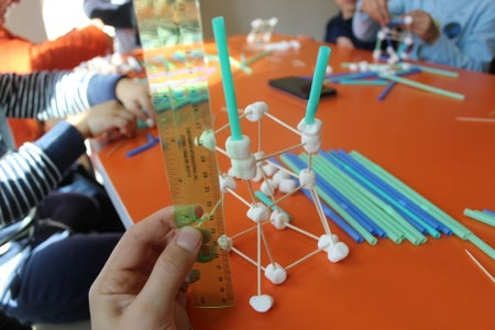 Structures Challenge (Ages 4 - 6): Action!